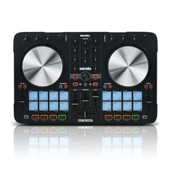 Reloop Beatmix 2 Mk2,  2-kanals DJ-controller