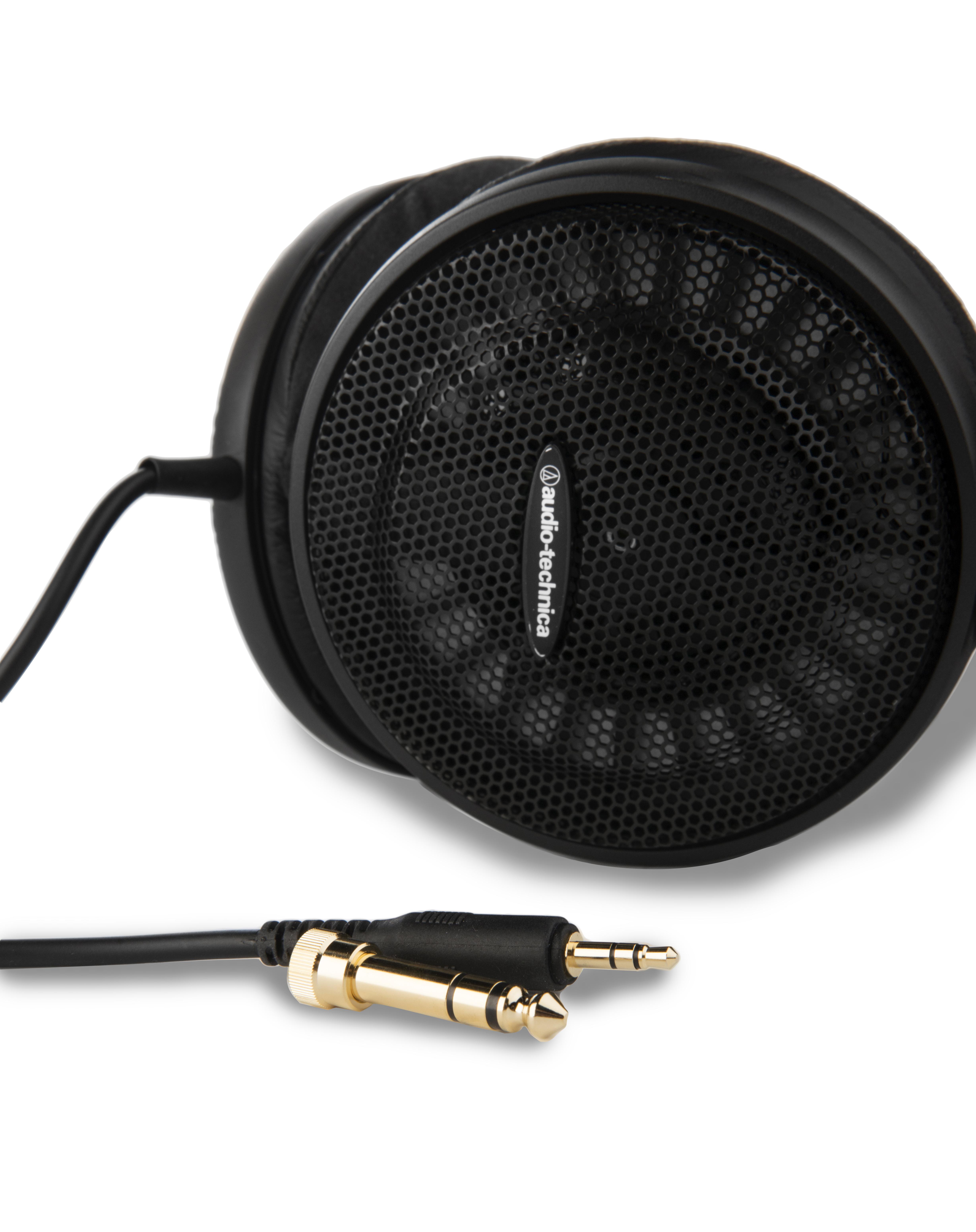 Audio-Technica ATH-AD500X Öppen Hi-Fi-hörlur