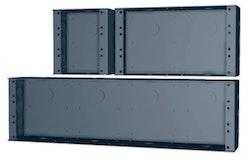 SMRT BOX SB34 Kvartsrack 2 HE (122 x 138 x 80)