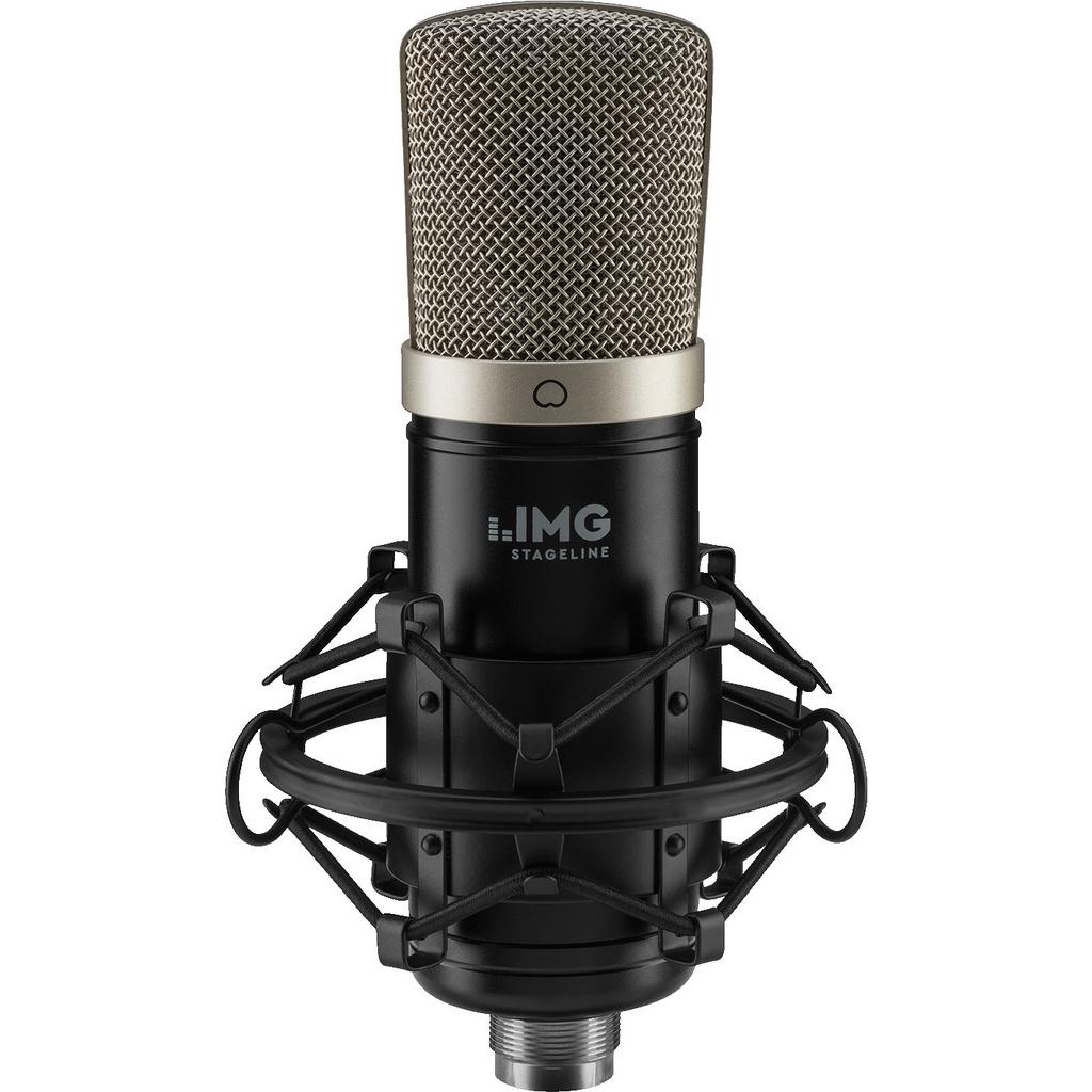 IMG Stageline ECMS-50USB Studiomikrofon med USB