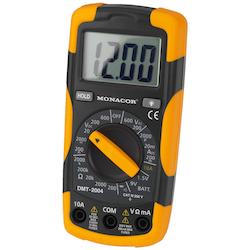 Monacor DMT-2004 Digital multimeter