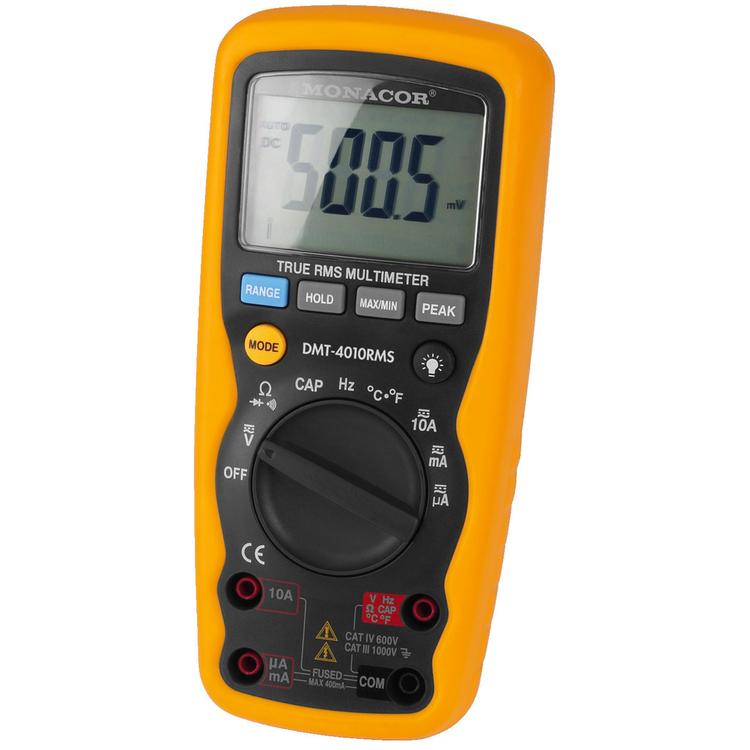 Monacor DMT-4010RMS Digital multimeter