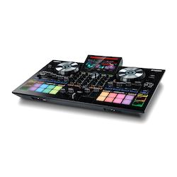 "RELOOP TOUCH DJ-controller med integrerad 7""-touchscreen"