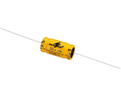 Monacor LSC-330NP Bipolär Elektrolytkond. 33uF (4 st/fpk)