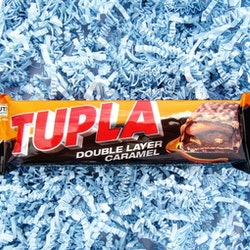 Tupla Double Layer Caramel