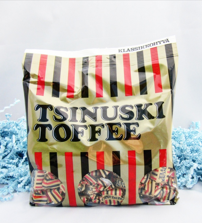 Tsinuski Toffee KORT DATUM 15/11-2020
