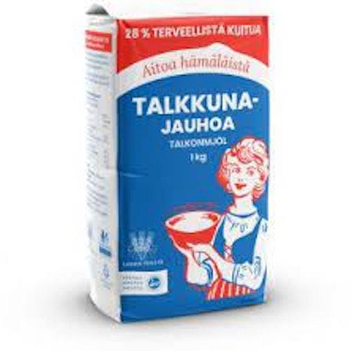 Talkkuna-mjöl 1kg