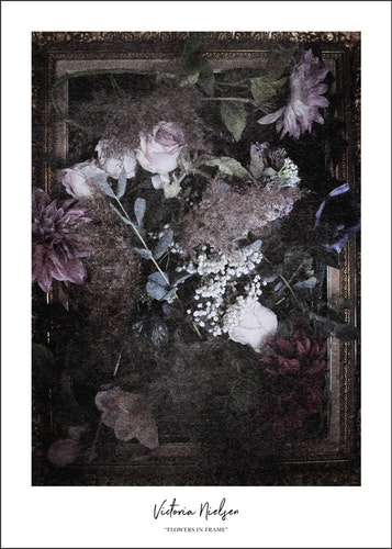 """Flowers In Frame"""