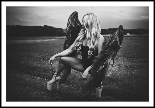 """Angels along the way"""