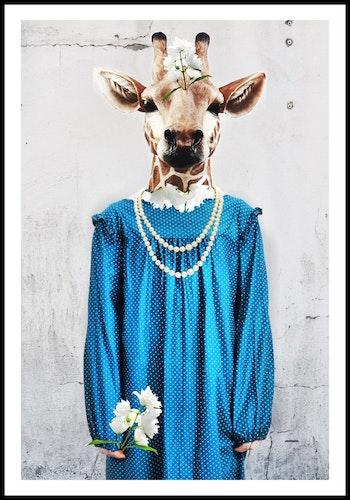 """""""Be a giraffe"""""""