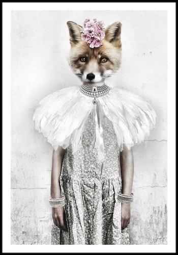 """Foxy lady"""