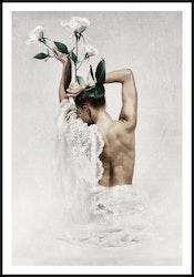 """""""White roses"""""""