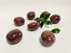 Jordgubbskvarts (cuddle Stone) AA