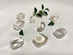 Bergskristall  (trumlad) AA+