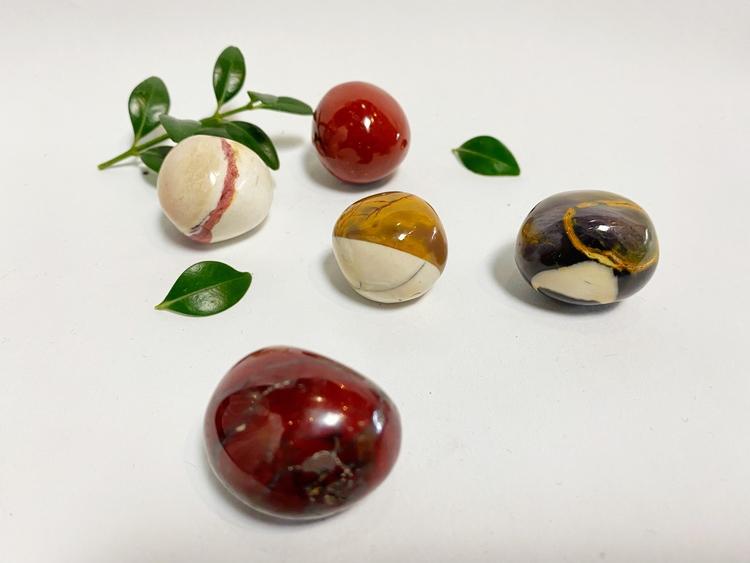 Jaspis Mookait (cuddle Stone) AA