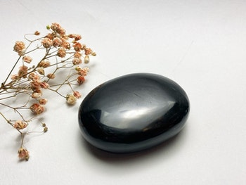 Obsidian, Svart touchstone AA