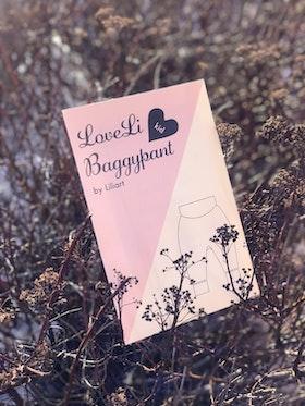 LoveLi kid - Baggypant