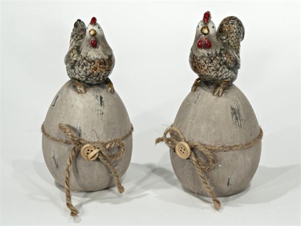 Tupp på ägg