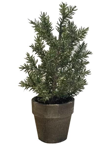 Sia - konstgjord växt - liten gran