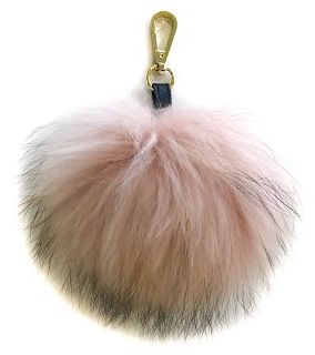 Frontrow - Detachable Pom-Pom - rosa