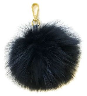 Frontrow - Detachable Pom-pom - svart