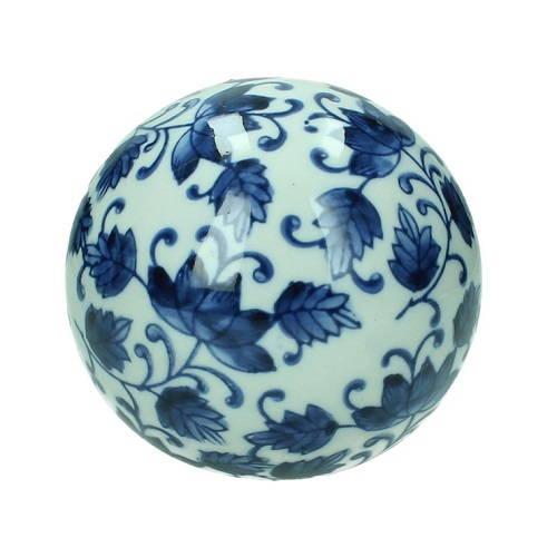 Dekorativt klot i keramik 10 cm