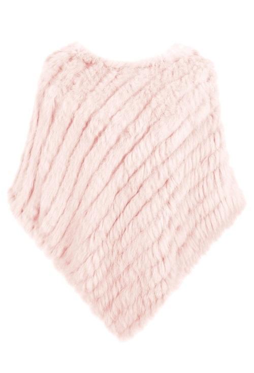 Modes - Poncho Lapina rose