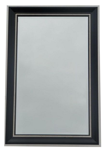 Spegel svart