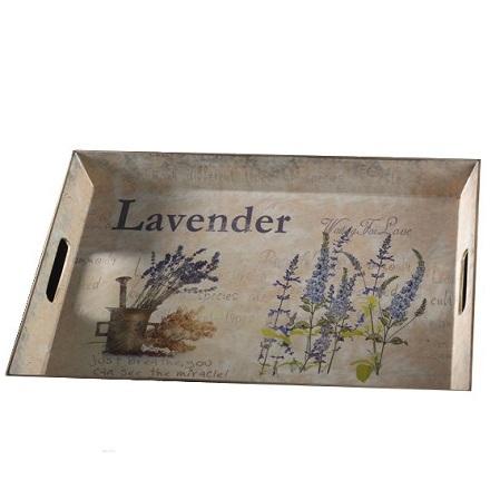 Lavendel bricka