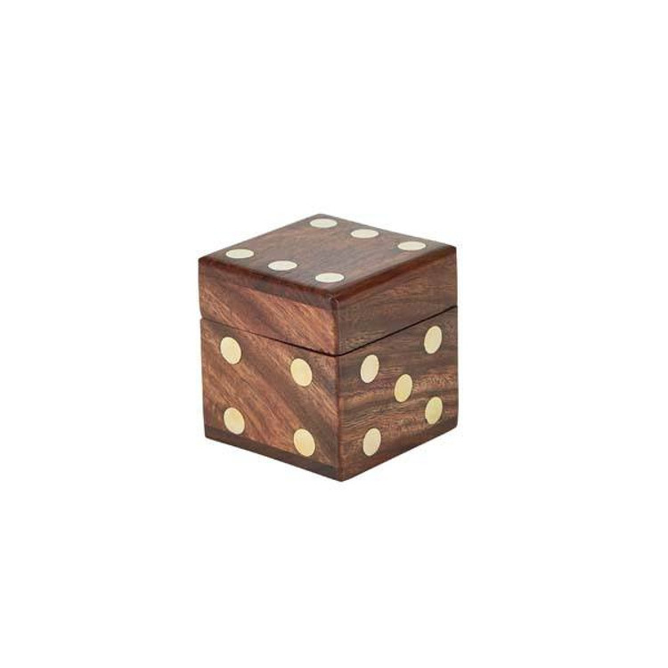 Bahne - Tärningsspel 6 tärningar i box