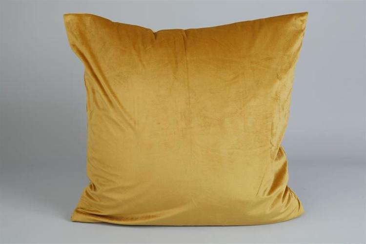 Kuddfodral trendigt gult