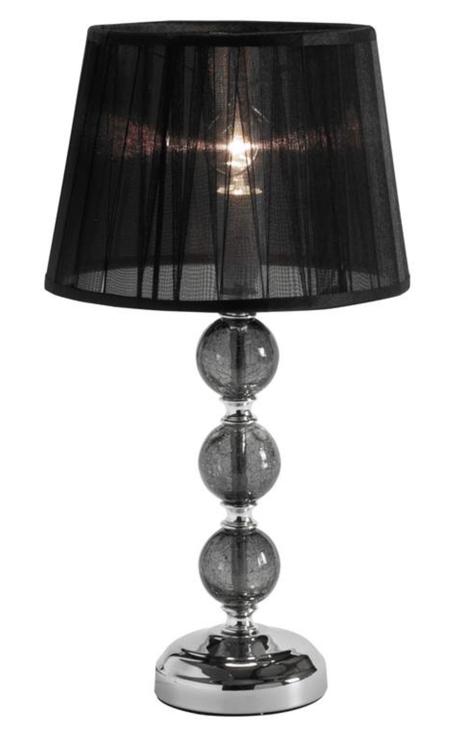 Lampa med tre kulor