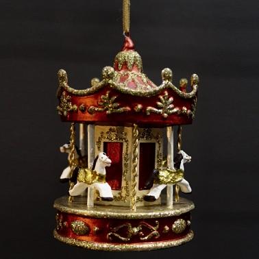 karusell- julgranshänge