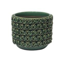 Keramikkruka - grön