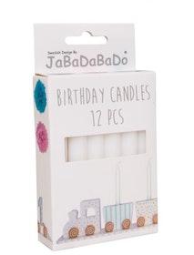 Jabadabado Ljus Till Födelsedagståg 12-Pack