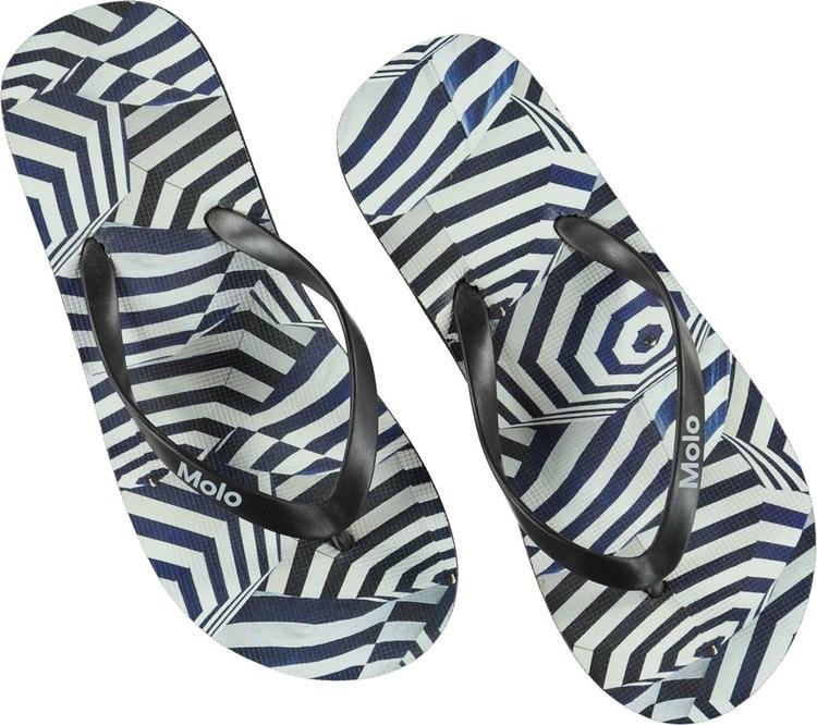 Molo Zeppo Flip-Flops Parasol