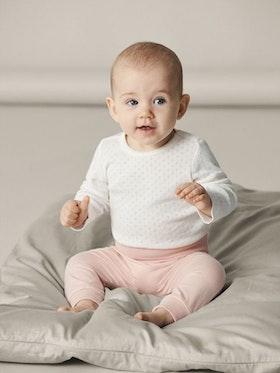 Name it Baby Rosa Byxor i Ekologisk Bomull