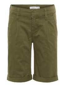 Name it Kids Army Gröna Chinosshorts