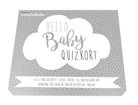 Jabadabado Hello Baby Quizkort