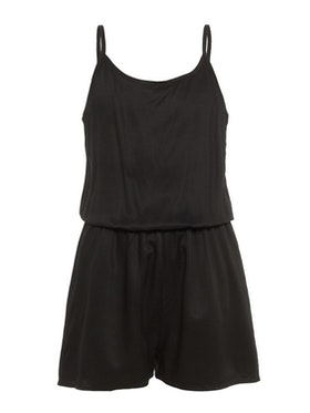 LMTD Svart Playsuit