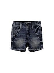 Name it  Mini Mellanblå Jeansshorts