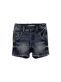 Name it  Mini Mellanblå Jeansshorts