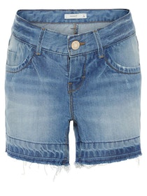 Name it  Kids Fransade Jeansshorts