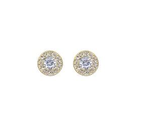 Pipol´s Bazaar Camy Örhänge Guld