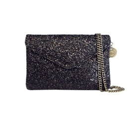Pipol's Bazaar Gala Evening Svart Clutch