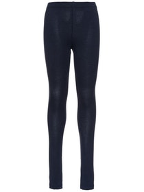 Name it Basic Leggings i Ekologisk Bomull Marinblå