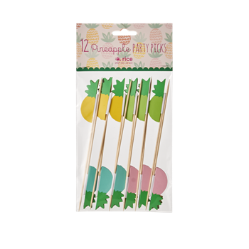 Rice Cocktailsticks Ananas