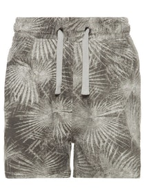 LMTD Grå Mönstrade Shorts