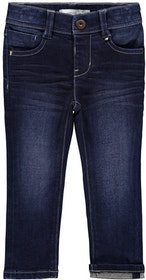 Name it Theo Mini X-Slim Jeans Mökblå Denim