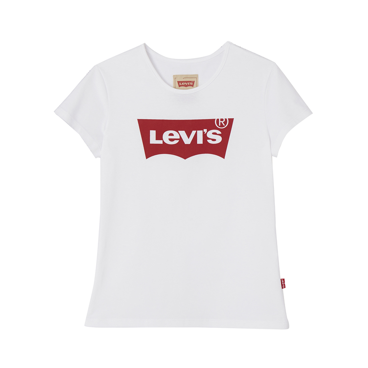 Levi´s Girl Vit T-shirt